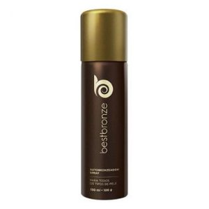 Best Bronze Spray Autobronzeador Aerossol Profissional 150ml