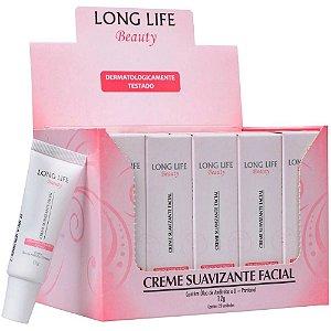 Tratamento Pós Micropigmentação Creme Facial Long Life Beauty 12g Com 20 Unidades