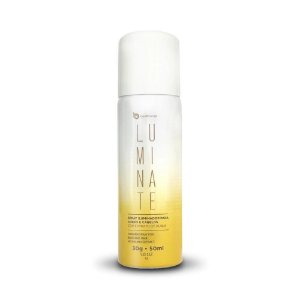 Mini Luminate Spray Best Bronze Iluminador Para Corpo e Cabelos 50ml