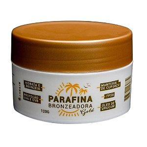 Parafina Bronzeadora Gold Lorkin 120g