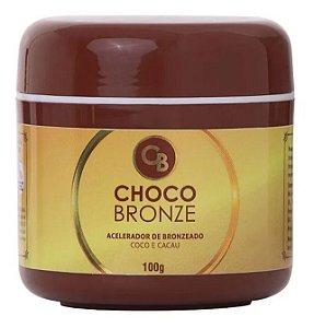 Chocobronze Acelerador De Bronzeado 100g