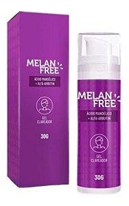 Clareador Melan Free 30g Remove Manchas e Melasma