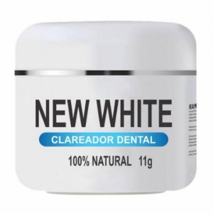 New White Clareador Dental 11g