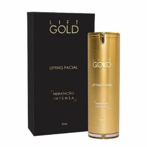 Lift Gold Lifting Facial Hidratação Intensa 30ml
