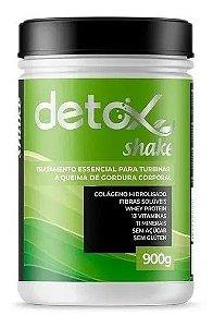 Detox Shake Queima de Gordura 900g