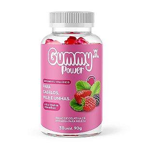 Gummy Power Suplemento Vitamínico 90g