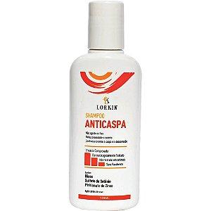Lorkin shampoo anticaspa 140ml