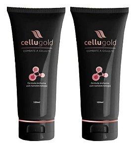 Cellugold Combate Celulite 120ml 2 Unidades