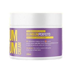 Bumbum Cream Creme Para Celulite E Estria 200ml