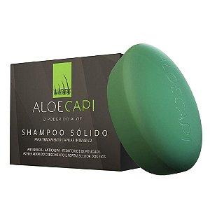 AloeCapi Shampoo Sólido Tratamento Capilar 90g