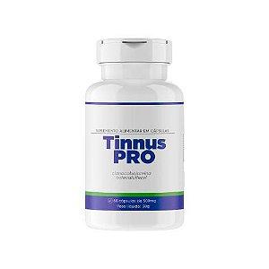 Tinnitus Pro Suplemento Alimentar Com 60 Cápsulas