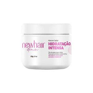 New Hair Máscara Capilar de Hidratação Intensa 250g