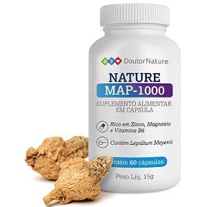 Nature MAP-1000 Suplemento Alimentar 60 Cápsulas