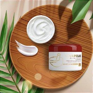 Nova Pele Clinical Creme Facial Clareador 25g - Lançamento