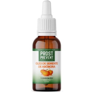 Prost Prevent 30ml Tratamento e Prevenção Diminuição Da Próstata - Frete Grátis