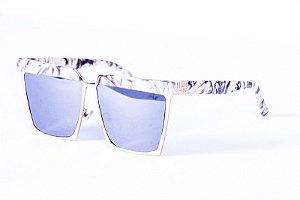 Óculos Acetato Feminino - 9120 MARMORE
