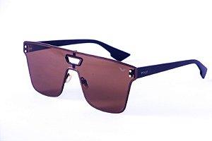Óculos Acetato Unissex - 3581 Marrom