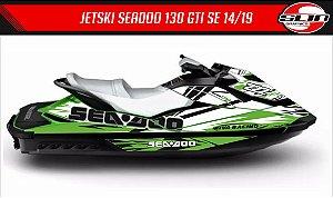 Adesivo Jet Ski GTI 130 SE 14/19  -  Line Racing