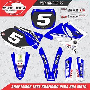 Adesivo Yamaha YZ 125/250 - Racing Kyb