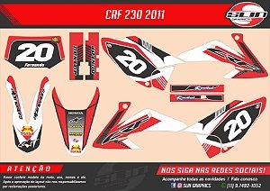 Adesivo Honda Racing Flash White #2