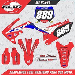 Adesivo Honda Crf 250r - Racing Ken Roczen 2020