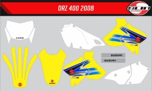 Adesivo Suzuki DRZ 400 Original