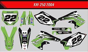 Adesivo Kawasaki Kxf 250 - Line Racing Edition