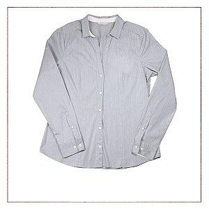 Camisa Cinza H&M