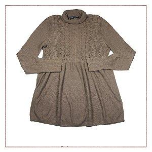 Vestido Lã Zara