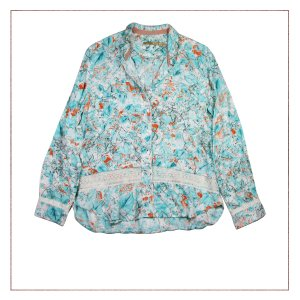 Camisa Florida Shoulder