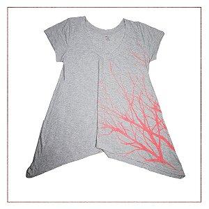 Camiseta Cinza H&M