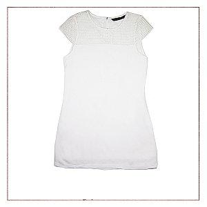 Vestido Branco Zara