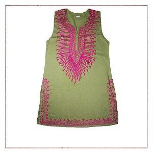 Vestido Indiano - Importado
