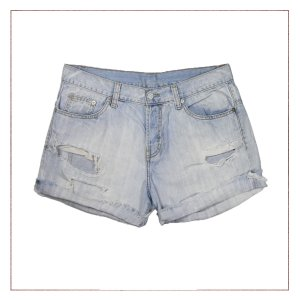 Shorts Jeans Daslu