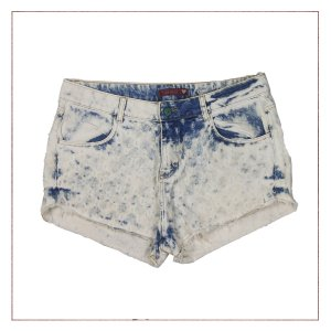 Shorts Jeans C&A