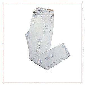 Calça Jeans Shoulder