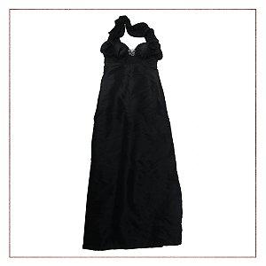 Vestido Longo Cetim