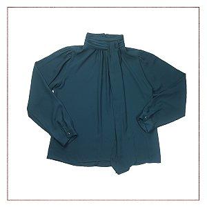 Camisa verde Hush