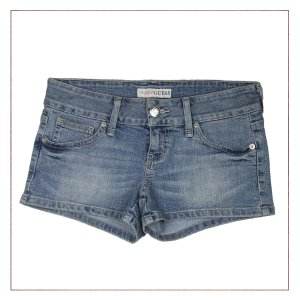 Shorts Jeans Guess