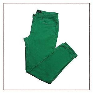 Calça Verde Le Lis Blanc