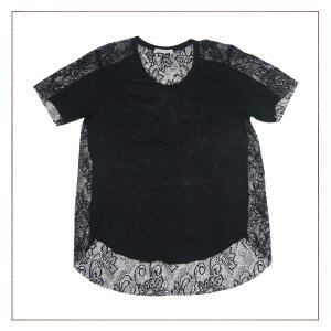 Blusa Renda Zara