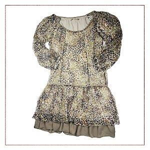 Vestido Seda Arestta