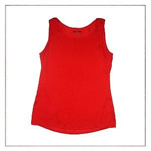 Blusa Canal Vermelha