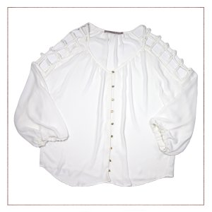Blusa Shoulder Ombro Decote