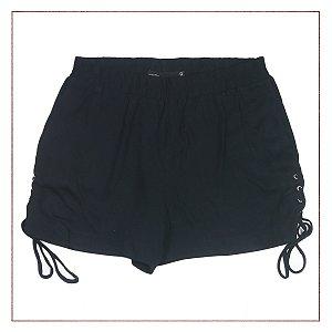 Shorts Arestta Amarração Lateral