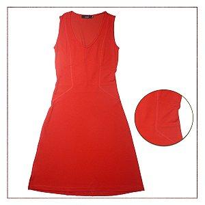 Vestido Cori Vermelho