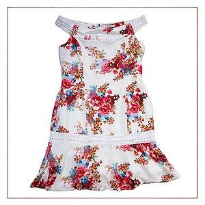 Vestido Floral Estampado Namine