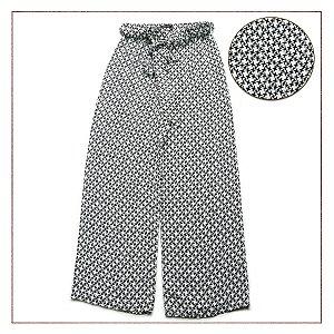 Calça Zara Basic Pantalona P&B
