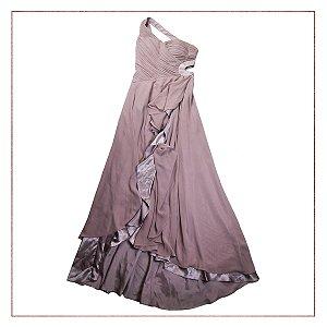Vestido de festa Grapete
