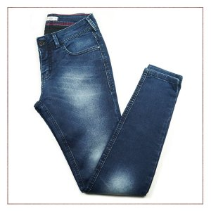Calça Jeans C&A Escura
